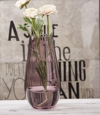 歐式玻璃花瓶裝飾擺件