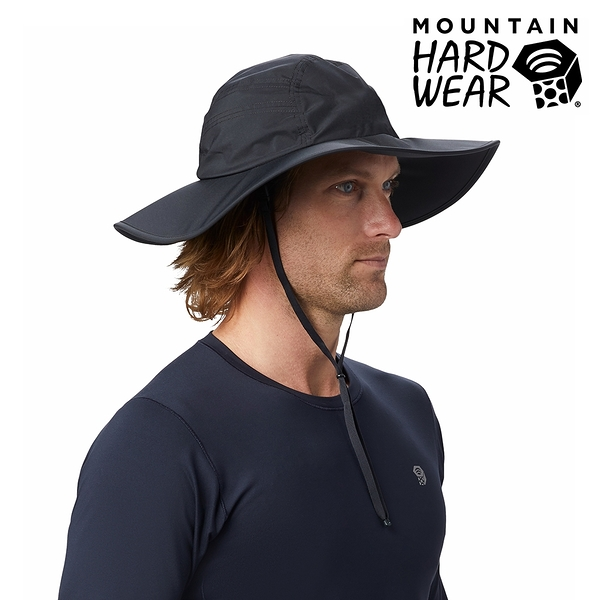 [好也戶外]Mountain Hardwear|Exposure2 GTX Paclite Rain Hat防水漁夫帽 風暴灰