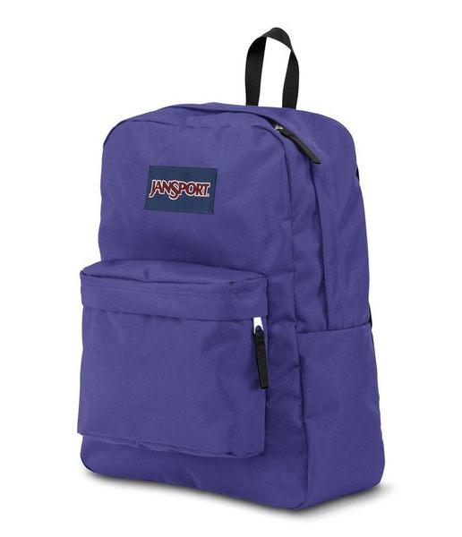 JANSPORT 校園後背包 基本款-紫色-43501