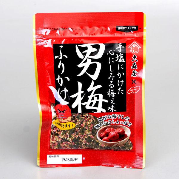 日本大森屋男梅飯友 35g