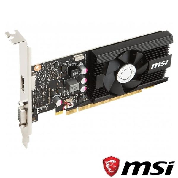 [哈GAME族]免運費 可刷卡 微星 MSI GeForce GT 1030 2G LP OCV2 顯示卡 遊戲顯卡 英雄聯盟