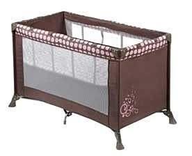 『121婦嬰用品館』雙層遊戲床粉/藍