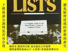 二手書博民逛書店Armchair罕見Detective Book Of Lists: A Complete Guide To Th