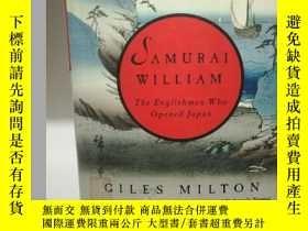 二手書博民逛書店Samurai罕見William:The Englishman