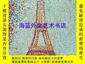 二手書博民逛書店Georges罕見Seurat: Figure in Space