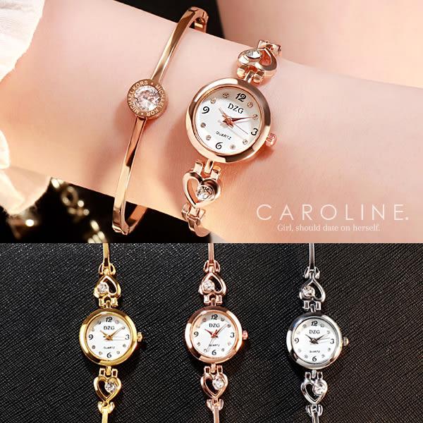 《Caroline》★手錶 新款韓系時尚 浪漫風格,優雅性感手錶 71218