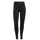 Adidas TF L 3S T 女 黑 全長 多功能 緊身褲 GL0685