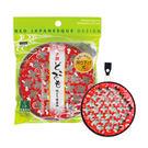 日本紀陽 懸掛式蚊香器-金魚紅K2499