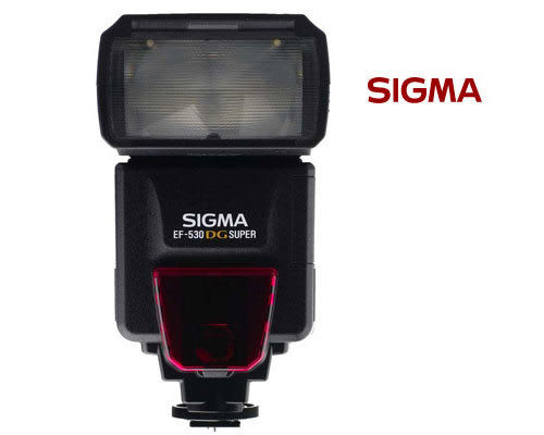 SIGMA EF-530 DG Super 閃光燈 (6期0利率 免運 恆伸公司貨) 支援 TTL