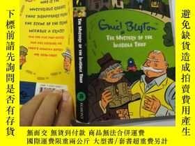 二手書博民逛書店the罕見mystery of the invisible thief 隱形竊賊之謎,Y200392