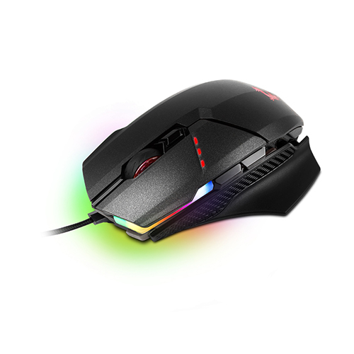 MSI 微星 Clutch GM60 Gaming Mouse 電競滑鼠