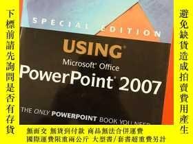二手書博民逛書店【英文原版】Special罕見Edition Using Microsoft Office PowerPoint