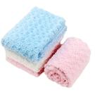 安撫毯 玫瑰絨 純棉蓋毯 102x76c...