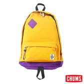 CHUMS 日本 SxN 經典豬鼻休閒後背包 蜜蜂黃/羅蘭紫 CH6006812614