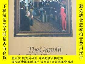 二手書博民逛書店The罕見Growth of a Global Enterpri
