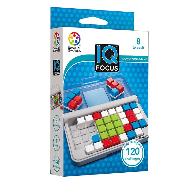 《 信誼 - SMART GAMES 》IQ 顏色大挑戰 /  JOYBUS玩具百貨