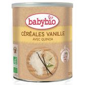 【買就送第一階段米精】BABYBIO 有機寶寶米精-小小米220g-法國原裝進口6個月以上嬰幼兒專屬副食品