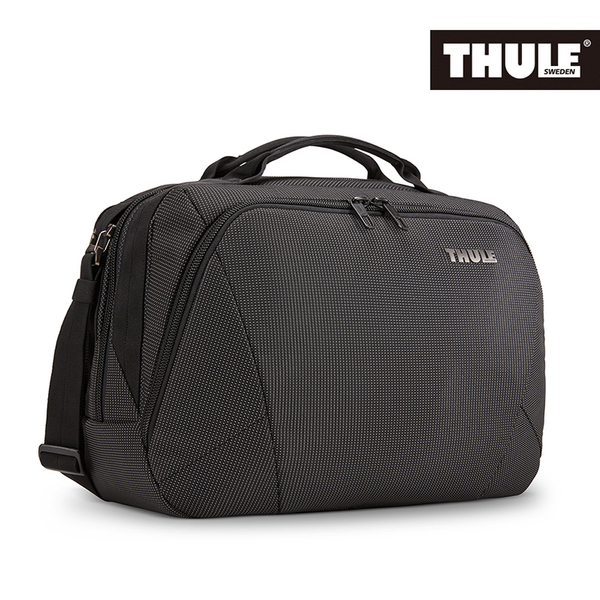 THULE-Crossover 2 25L旅行側背袋C2BB-115-黑