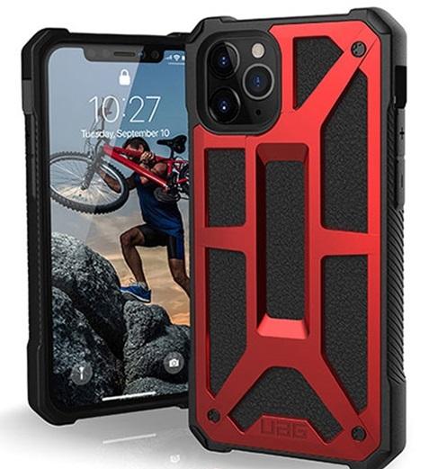 UAG iPhone 11 6.1吋 頂級版耐衝擊保護殼 紅金 手機殼