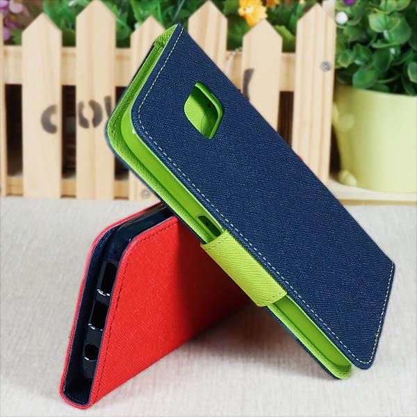 【韓風皮套】三星 Samsung Galaxy S7 edge G935FD 書本翻頁式側掀保護套/側開插卡手機套/斜立支架保護殼