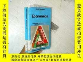 二手書博民逛書店TEACH罕見YOURSELF Economics 自學經濟學