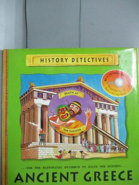 【書寶二手書T1/歷史_ZEF】Ancient Greece_Philip Ardagh
