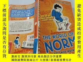 二手書博民逛書店The罕見World of Norm: 2: May Cause Irritation 規範的世界:2:可能引起刺