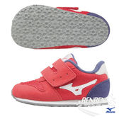 MIZUNO美津濃 童鞋 TINY RUNNER (紅/藍) 嬰幼兒鞋 日本同步