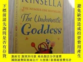 二手書博民逛書店The罕見undomestic goddess 近 Y14681