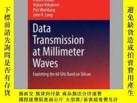 二手書博民逛書店Data罕見Transmission at Millimeter WavesY405706 Khaled Kh