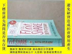 二手書博民逛書店the罕見flat share beth o`leary(貝絲·