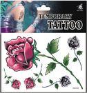紋身貼紙  大朵玫瑰  HSC068  ...
