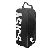 Asics Shoe bag [Y31801-9001] 鞋袋 收納袋 手提袋 鞋款 收納 台灣製 亞瑟士 黑 白