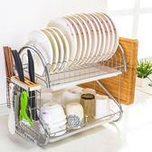 瀝水籃 碗籃瀝水籃碗碟籃廚房置物籃晾洗放碗筷收納籃家用濾水洗碗池碗籃jj小c推薦