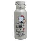 Hello Kitty 不鏽鋼酷炫運動瓶500ml / 水瓶 / 保溫瓶 KF-5500KT