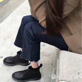 平底短靴春秋復古馬丁靴女英倫風韓版學生2018新款夏季 XW3811【潘小丫女鞋】