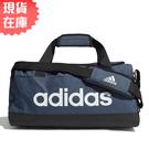 【現貨】Adidas LOGO (S) 旅行袋 手提袋 健身 藍【運動世界】GN2035