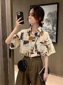夏季新款polo衫襯衣