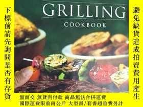 二手書博民逛書店COMPLETE罕見GRILLING COOKBOOK( ,硬精