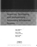 二手書博民逛書店《Acquiring, Developing, and Implementing Accounting Information Systems》 R2Y ISBN:0324221061