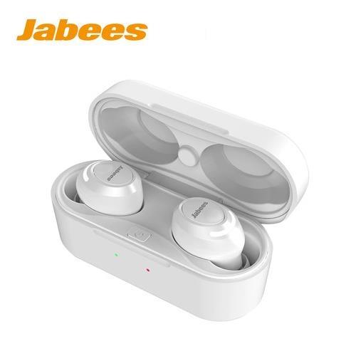 JABEES FIREFLY PRO 真無線立體聲藍牙耳機(白色)