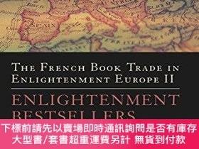 二手書博民逛書店The罕見French Book Trade In Enlightenment Europe IiY25517