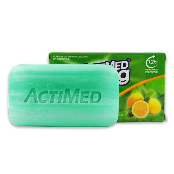 ACTIMED 艾迪美 去除體臭汗味專用體香皂 113g 乙入◆86小舖◆