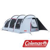 【美國Coleman】隧道式 2-ROOM / LDX+ CM-34599 露營 戶外 家庭帳 天幕帳 子母帳 客廳帳