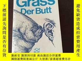 二手書博民逛書店Der罕見Butt.(德語原版)Y271942 Gunter Grass FISCHER-TB.-VLG.,F