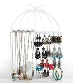 手項鏈耳環釘首飾收納盒飾品展示架Lhh368【大尺碼女王】
