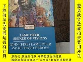 二手書博民逛書店Lame罕見deer, seeker of visionsY97152 Lame deer Simon &am