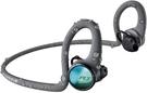 [9美國直購] Plantronics BackBeat FIT 2100 運動無線藍芽耳機 212201-99 IP57防水等級 灰色