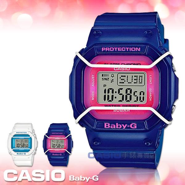 CASIO 卡西歐 手錶專賣店 國隆 BABY-G BGD-501FS-2D 電子女錶 樹脂錶帶 粉 防水200米 BGD-501FS