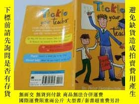 二手書博民逛書店Tickle罕見your teacher:逗你的老師Y200392
